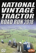 National Vintage Tractor Road Run 2018 (DVD)