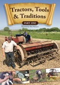 Tractors, Tools & Traditions 2-DVD Set Offer